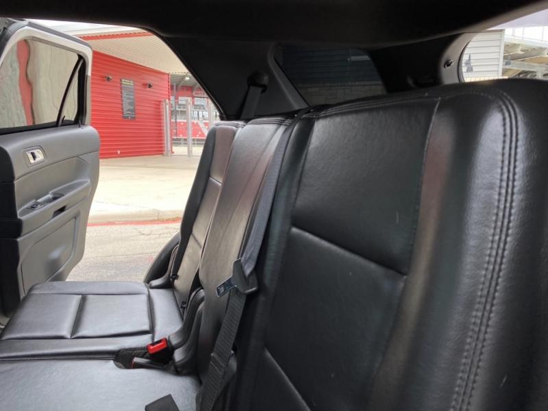 Ford Utility Police Interceptor Unmarked 2015 price $12,997
