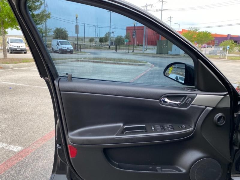 Chevrolet Impala Police 2013 price $7,900