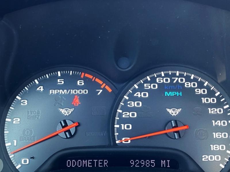 Chevrolet Corvette 2004 price $18,577