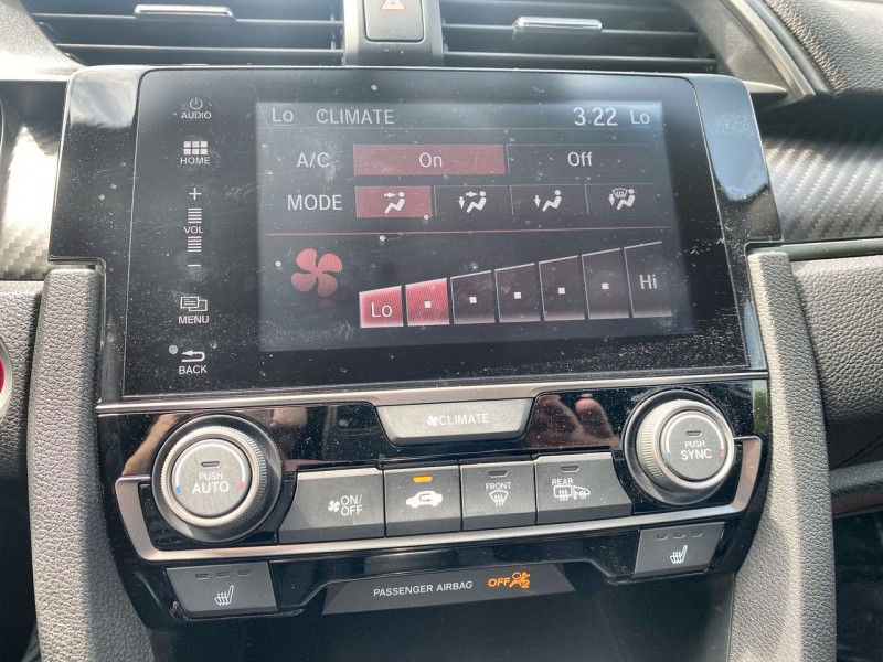 Honda Civic Si Sedan 2018 price $19,466