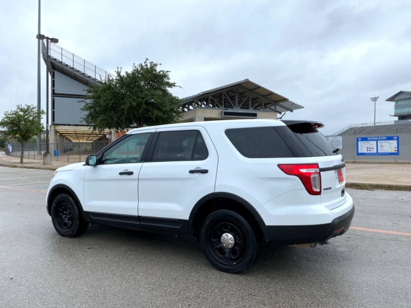 Ford Utility Police Interceptor 2014 price $12,444