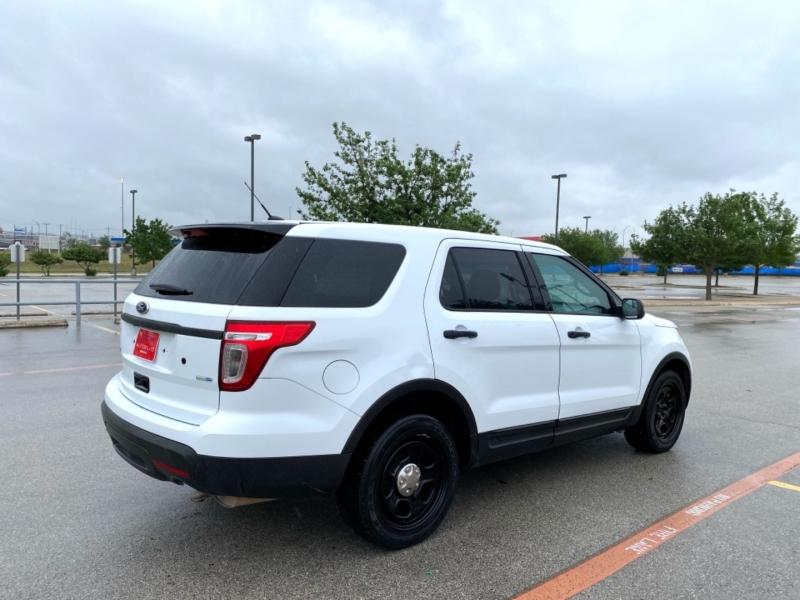 Ford Utility Police Interceptor 2014 price $12,444