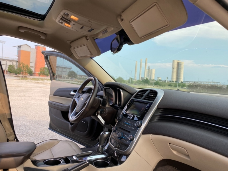 Chevrolet Malibu 2015 price $12,997