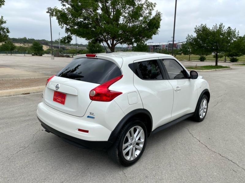 Nissan JUKE 2014 price $0