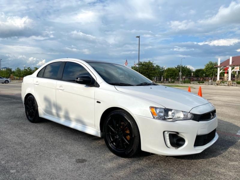 Mitsubishi Lancer 2017 price $13,987