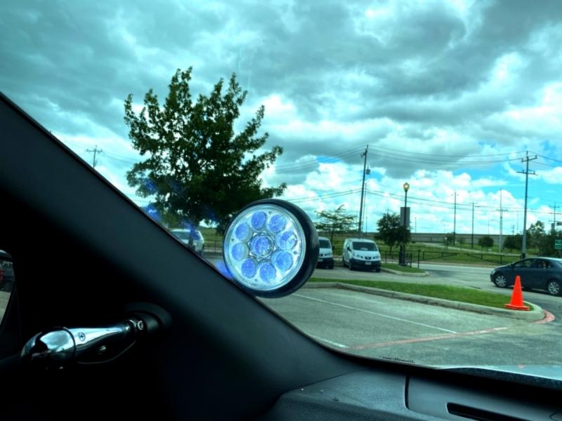 Ford Police Interceptor W/ Lights and Siren 2017 price $19,997
