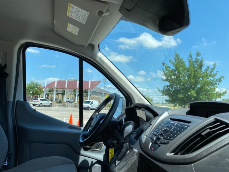 Ford Transit Cargo Van 2016 price $0