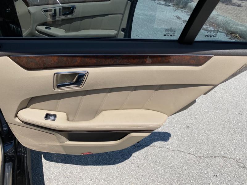 Mercedes-Benz E-Class 2011 price $14,987