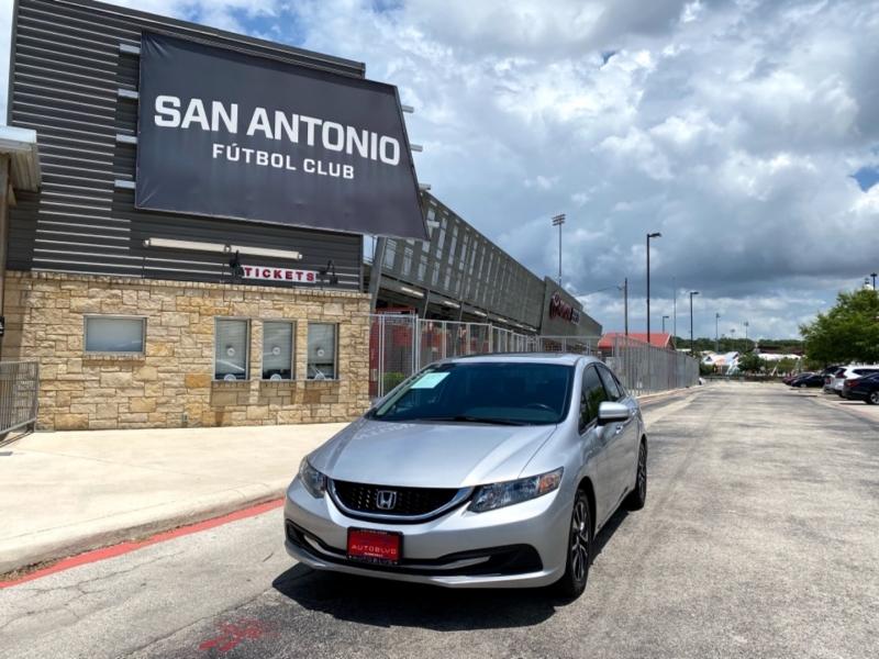Honda Civic Sedan 2015 price $13,997