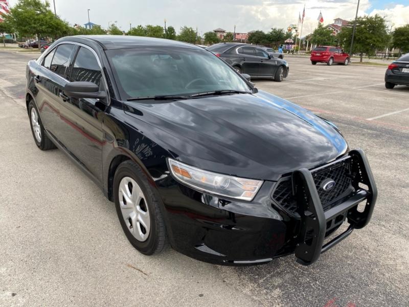 Ford Sedan Police Interceptor 2014 price $12,777