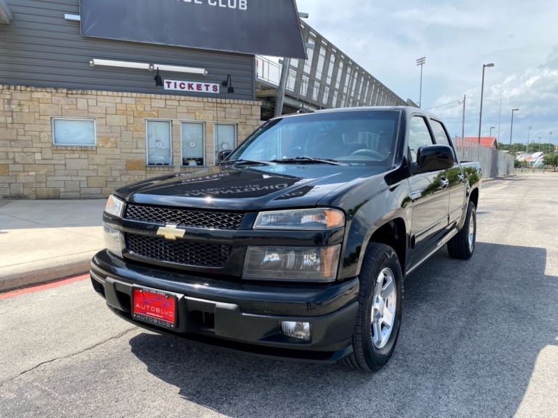 Chevrolet Colorado 2012 price $12,997