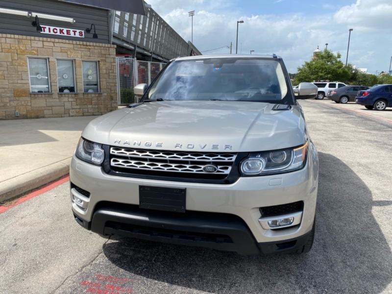 Land Rover Range Rover Sport 2016 price $37,987