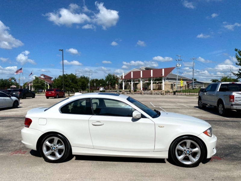 BMW 1-Series 2010 price $12,997