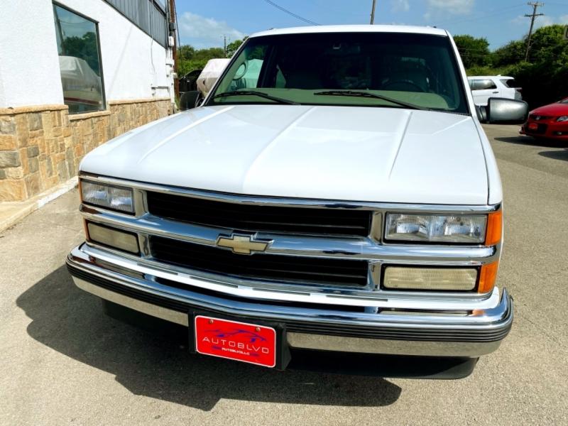 Chevrolet Tahoe 1999 price $6,997