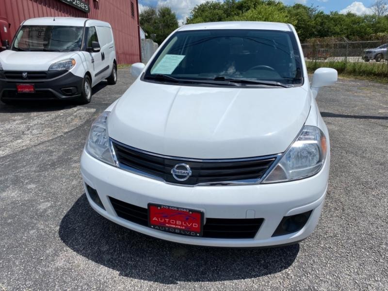 Nissan Versa 2012 price $6,900