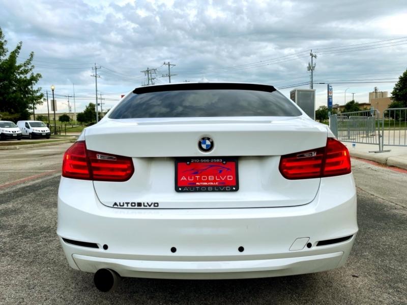 BMW 3-Series 2014 price $0