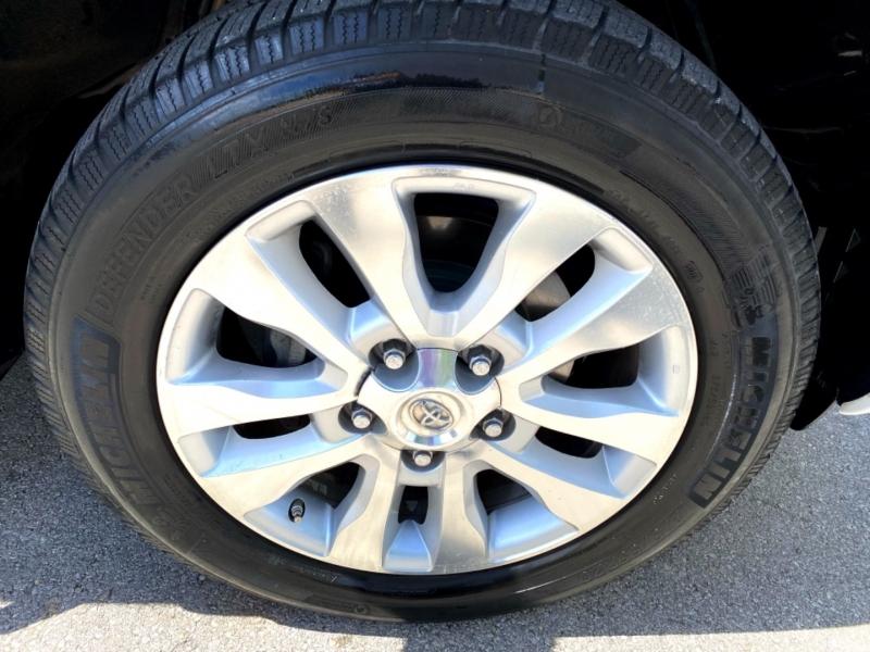 Toyota Sequoia 2010 price $0