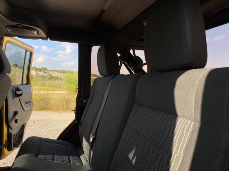 Jeep Wrangler Unlimited 2011 price $0