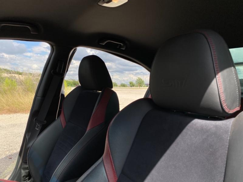 Subaru WRX STI 2017 price $0