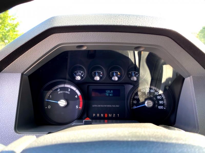 Ford Super Duty F-450 DRW 2012 price $18,997