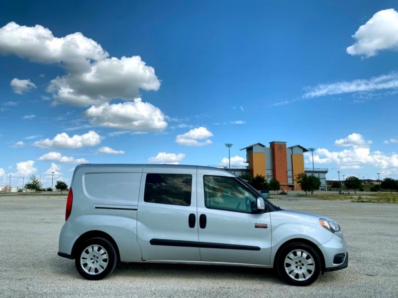 RAM ProMaster City Cargo Van 2017 price $15,988
