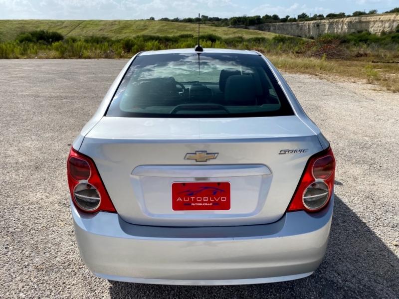 Chevrolet Sonic 2015 price $7,800