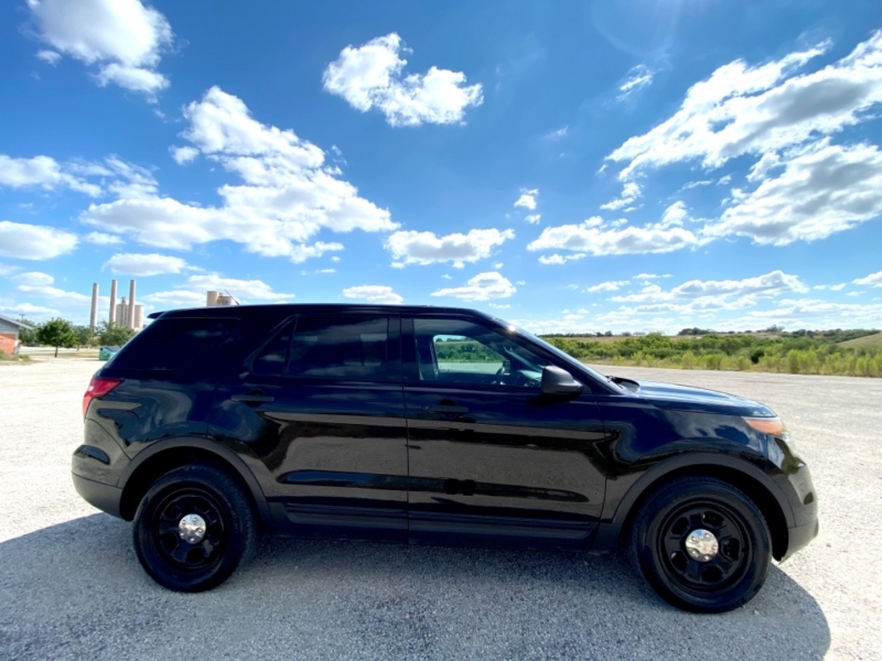 Ford Utility Police Interceptor 2014 price $13,997