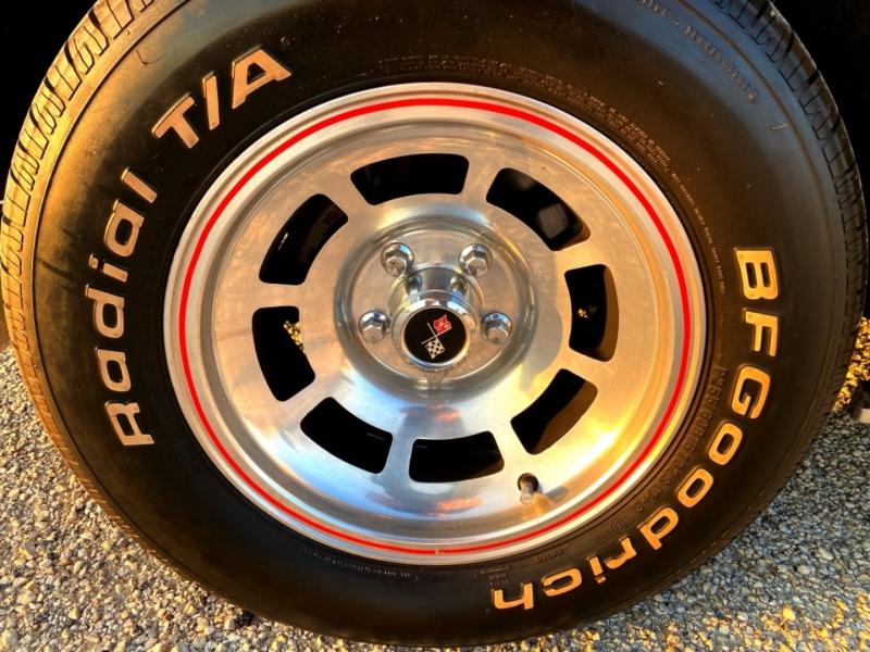 Chevrolet Corvette L82 Official Pace Car 1978 price $0