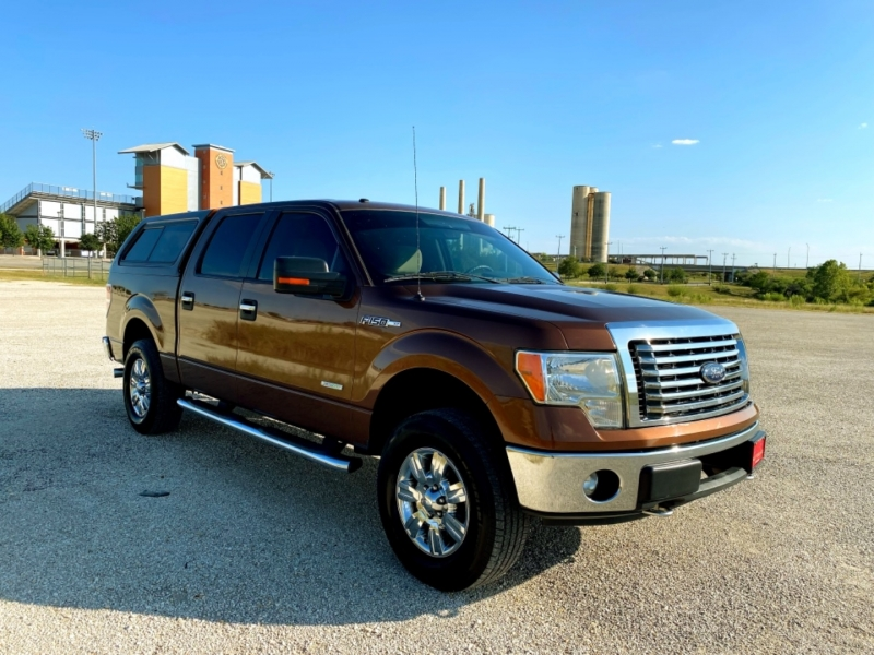 Ford F-150 2012 price $17,997