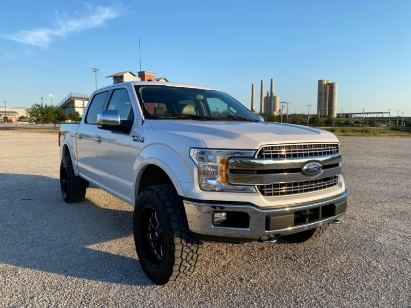 Ford F-150 FX4 3.5 INCH READY LIFT 2018 price $38,987