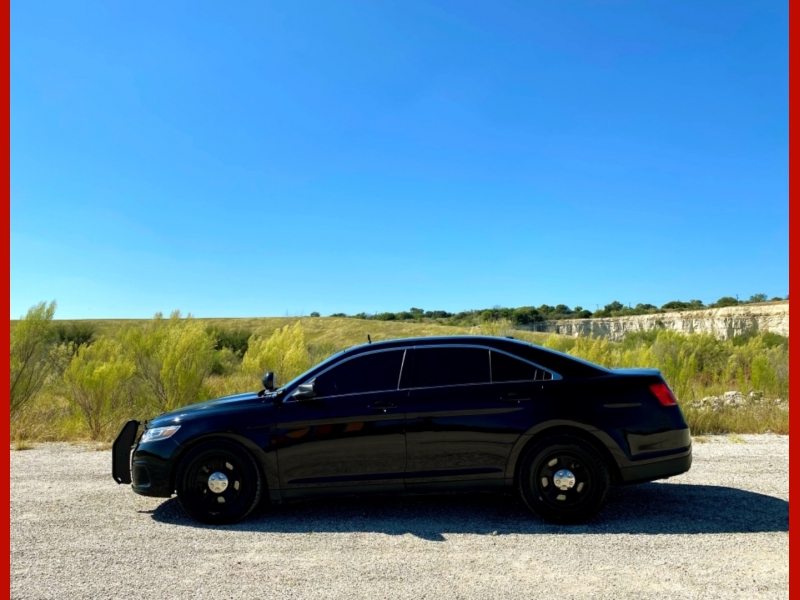 Ford Police Interceptor Sedan 2018 price $0
