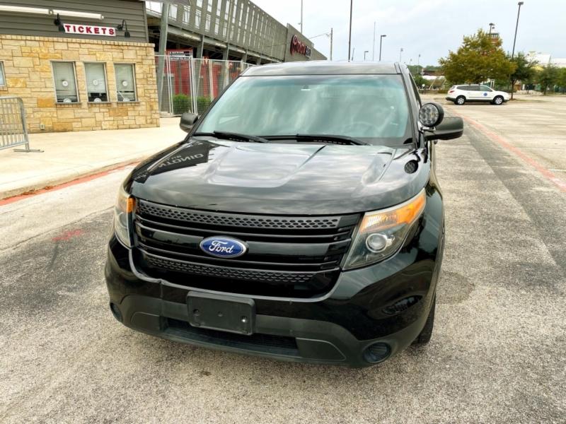 Ford Utility Police Interceptor 2013 price $11,987