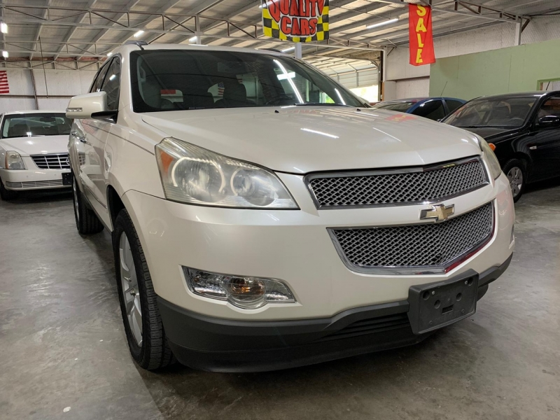 Chevrolet Traverse 2011 price $7,999