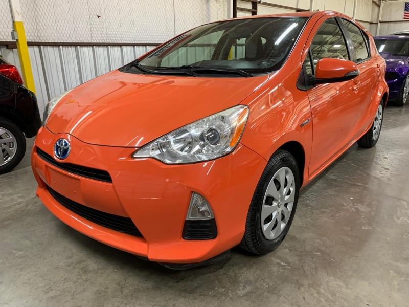 Toyota Prius c 2014 price $7,999