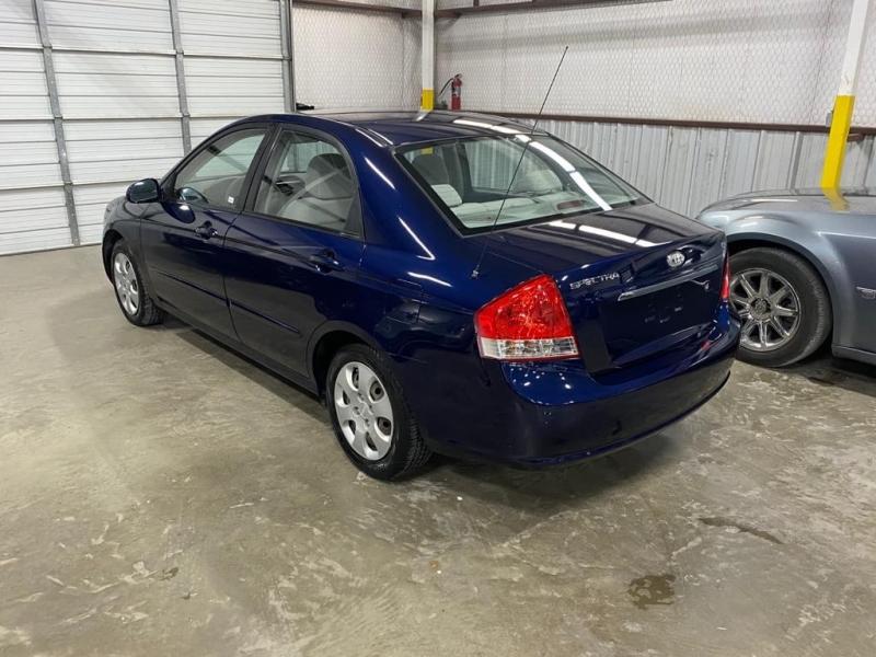 Kia Spectra 2008 price $4,499