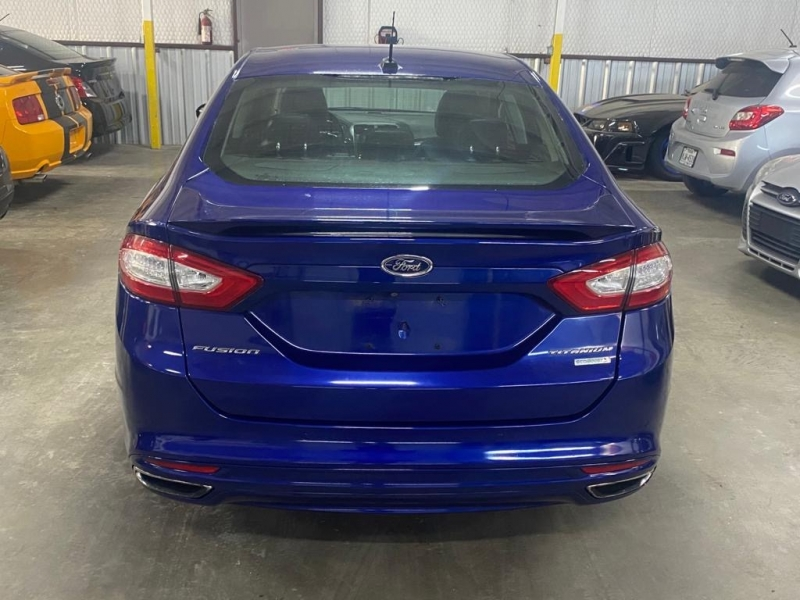Ford Fusion 2015 price $12,999