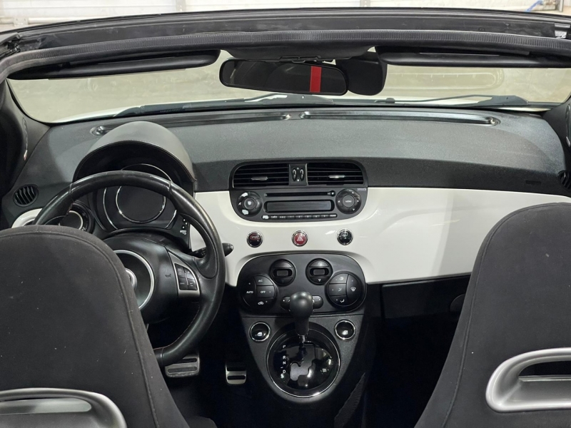 Fiat 500c 2015 price $11,999