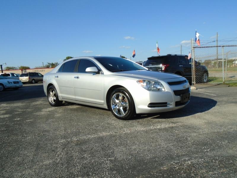 Chevrolet Malibu 2012 price $6,495