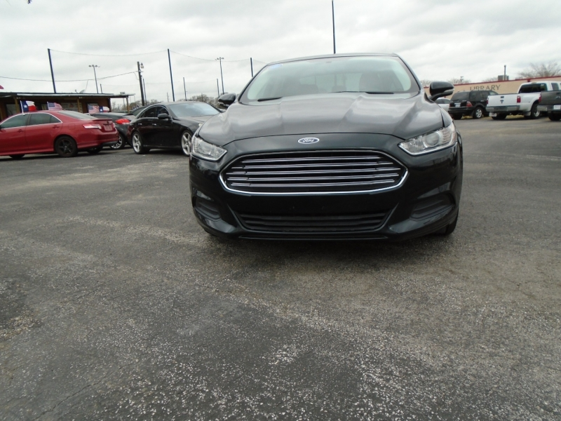 Ford Fusion 2014 price $8,495