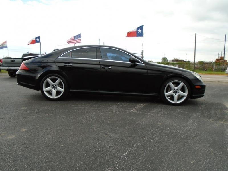 Mercedes-Benz CLS-Class 2010 price $14,995