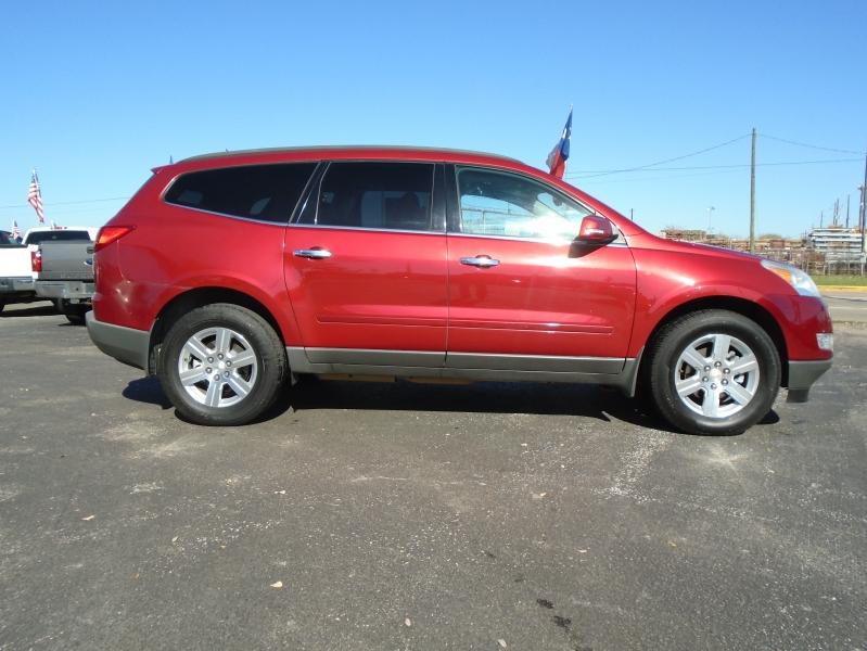 Chevrolet Traverse 2012 price $6,995