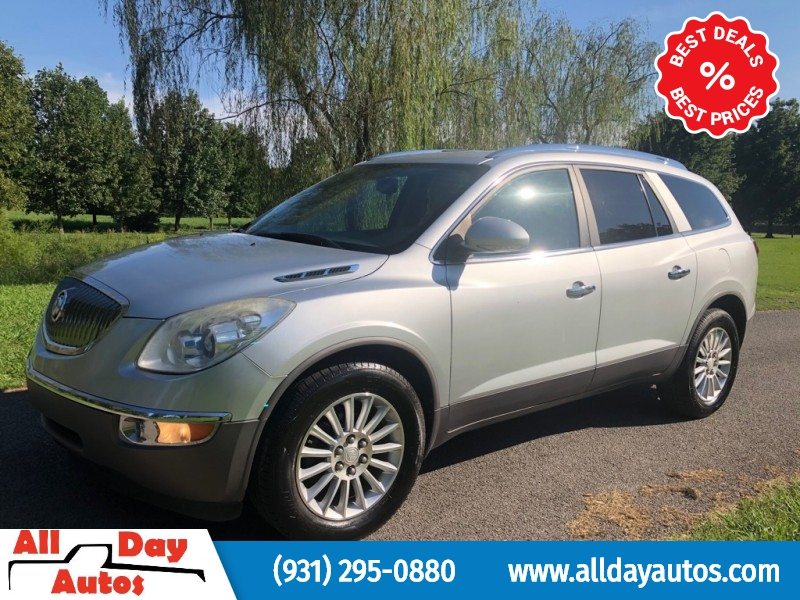 Buick Enclave 2012 price $7,749