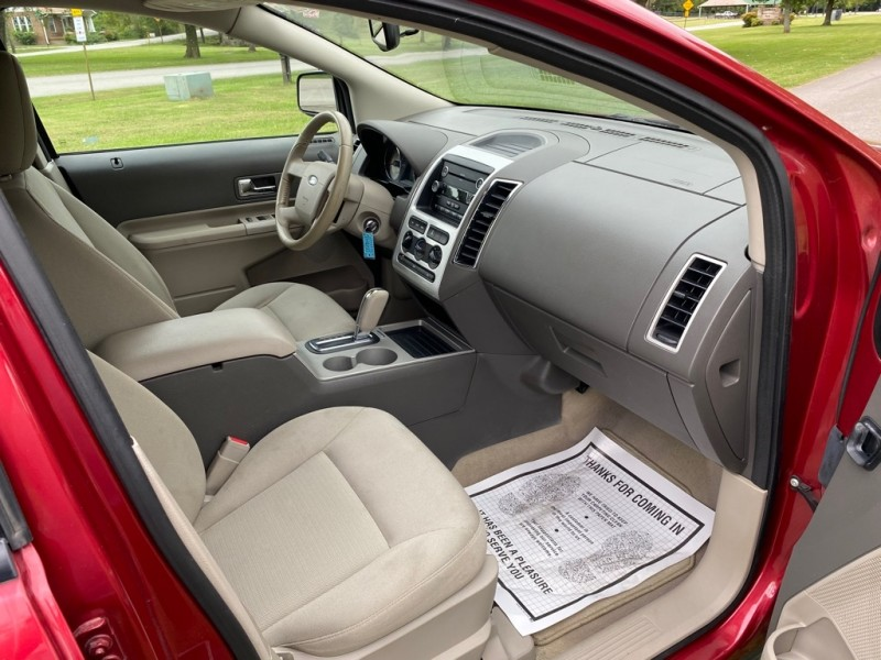 Ford Edge 2008 price $5,250
