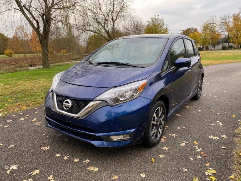 Nissan Versa Note 2017 price $9,125