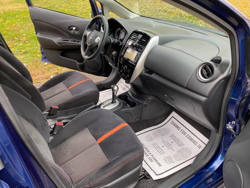 Nissan Versa Note 2017 price $10,500
