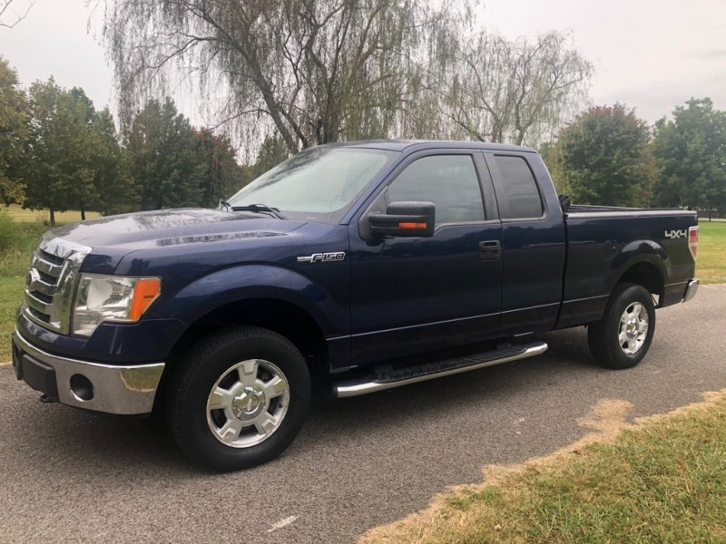 Ford F-150 2010 price $8,000