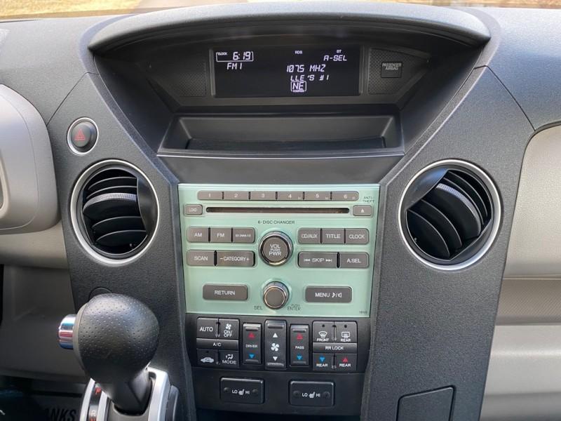 Honda Pilot 2011 price $10,225