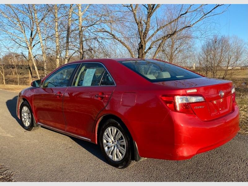 Toyota Camry 2014 price $8,500