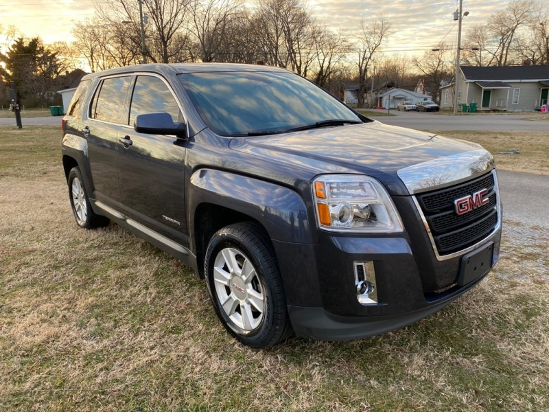 GMC Terrain 2013 price $7,500