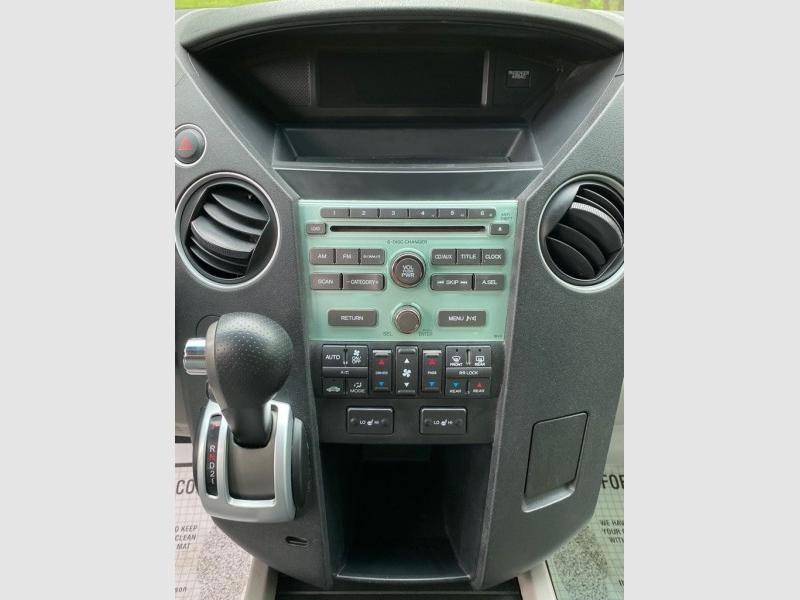 Honda Pilot 2011 price $10,445